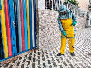 Read more about the article Processo de sanitização