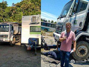 Read more about the article Coordenaria de Transportes recupera veículo da frota municipal abandonado em depósito publico em Seropédica
