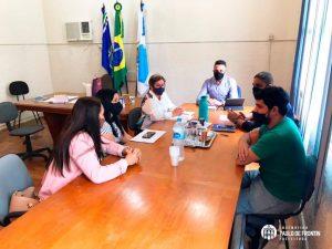 Read more about the article Secretarias de Governo e de Educação discutem estratégias para a volta às aulas