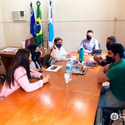 Secretarias de Governo e de Educação discutem estratégias para a volta às aulas