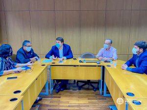 Read more about the article Turismo municipal e estadual dialogam sobre caminhos e aperfeiçoamentos para a retomada