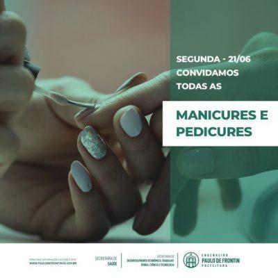 21/06 Manicures e Pedicures
