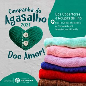 Read more about the article Campanha do agasalho 2021