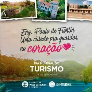 Read more about the article Dia Mundial do Turismo