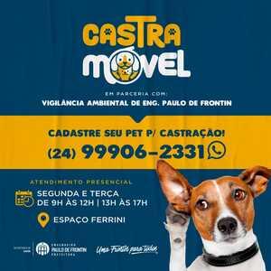 Read more about the article Agende a castração do seu pet