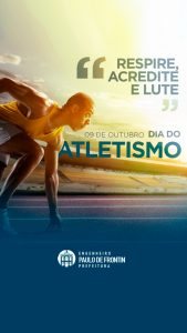 Read more about the article Dia do Atletismo