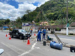 Read more about the article Construção do Pórtico do Município